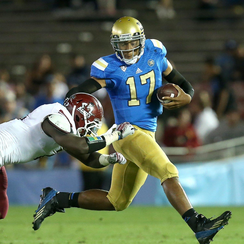 What UCLA QB Brett Hundley Must Do To Win The 2013 Heisman