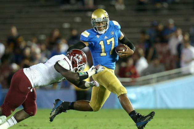 What UCLA QB Brett Hundley Must Do to Win the 2013 Heisman Trophy