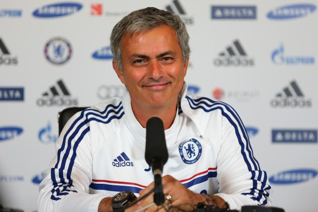 Is Mourinho Preparing to Teach Villas-Boas a Lesson in the Spurs-Chelsea Derby?