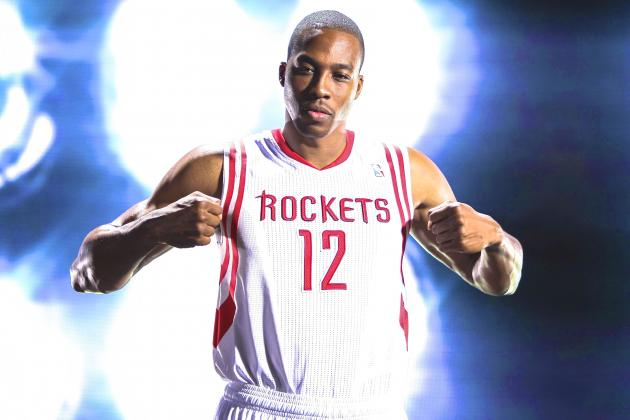 Dwight Howard Wants to Win Title and Defensive Player of the Year