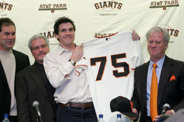 Sabean Has No Regrets Signing Zito