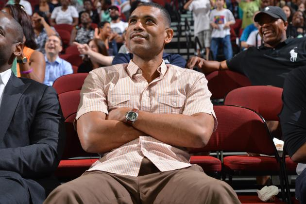 Sources: Allan Houston Likely Being Groomed to Be Next Knicks GM