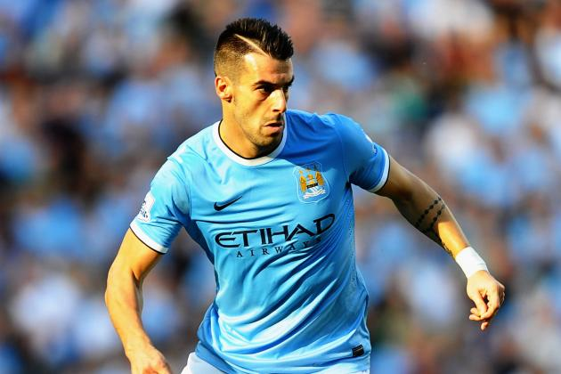 Alvaro Negredo Offers Manchester City Physical Presence They so Badly Lacked