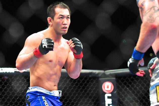 UFC Releases Japanese Star Yushin Okami