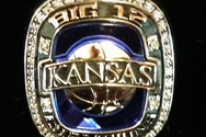 Photo: Kansas Unveils Enormous Big 12 Championship Rings
