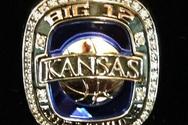 Photo: Kansas Unveils Enormous Big 12 Championship Rings