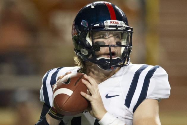 Ole Miss vs. Alabama: Rebels QB Bo Wallace Holds Keys to Upset