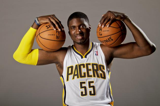 Indiana Pacers Media Day 2013: Photos, Interviews and Takeaways