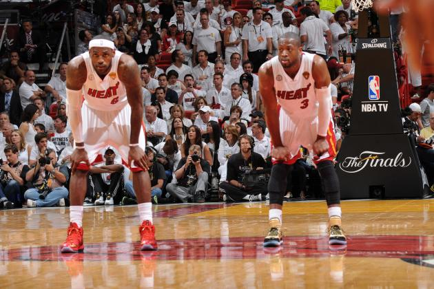 Miami Heat Players Under the Most Pressure in 2013-14