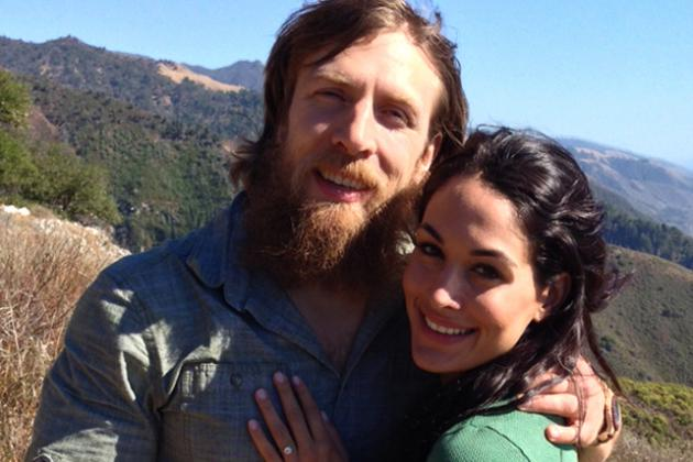 Daniel Bryan and Brie Bella Engaged, Proppsal to Air on Total Divas