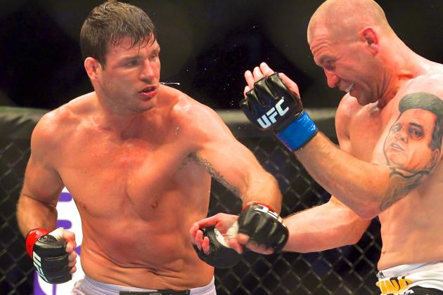 Michael Bisping Expected to Be Sidelined 4 to 6 Months with Eye Injury