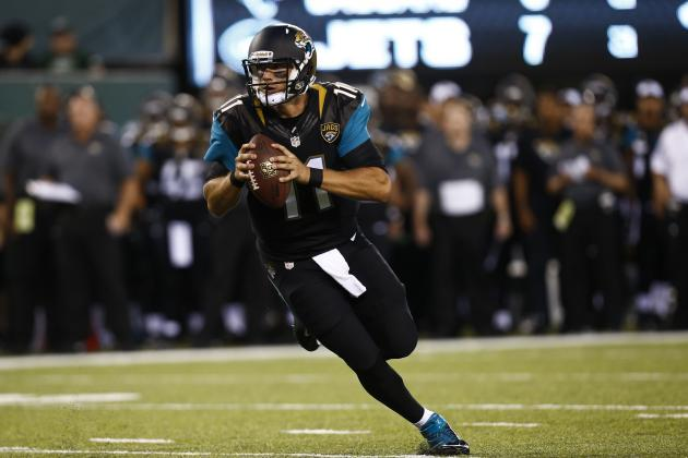 Could the Jacksonville Jaguars Finish the 2013 NFL Season Winless?