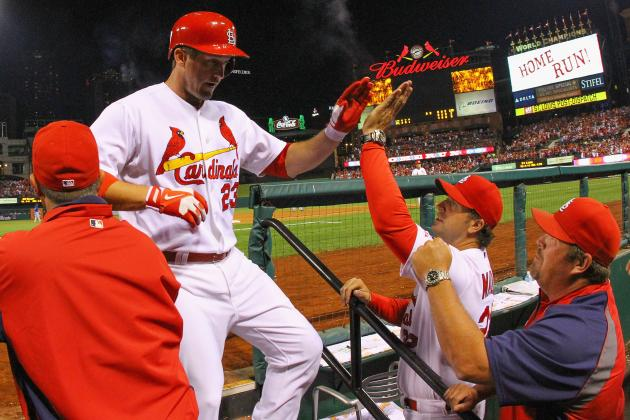 Cards Top Cubs, Clinch NL Central