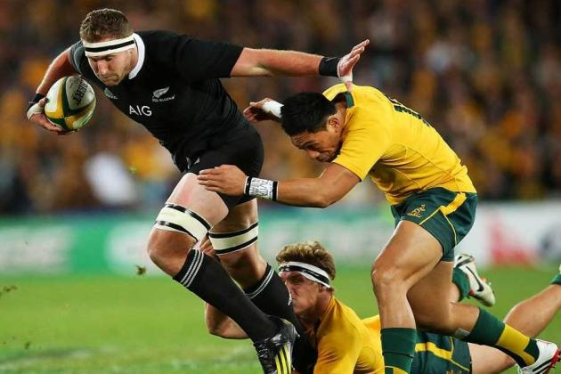 Read Likely to Start for All Blacks