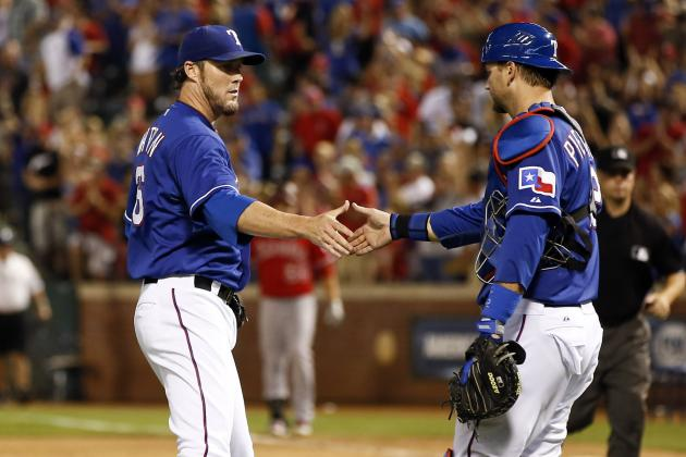 Rios Keeps Rangers' Postseason Hopes Alive