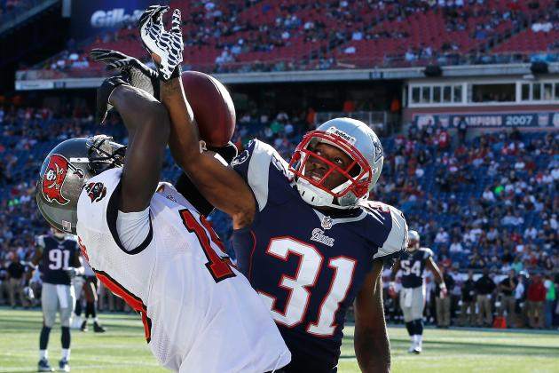 Secondaries to Be Put to the Test by Atlanta Falcons, New England Patriots