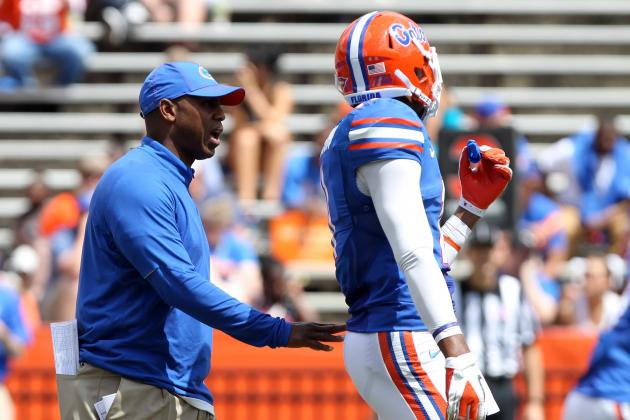 Florida vs. Kentucky: Previewing Joker Phillips' WRs vs. His Old DBs