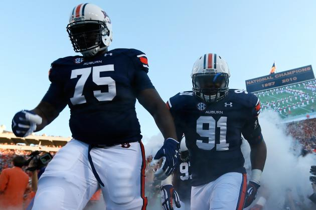 Auburn Football: How Injuries Will Impact the Tigers for the Rest of 2013