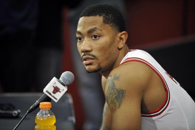 Derrick Rose Must Live Up to Massive Expectations After Latest Comments