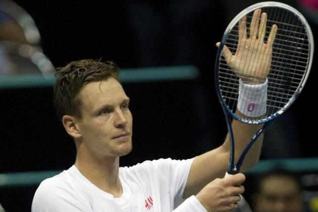 Berdych, Raonic Reach Thailand Open Final