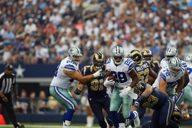 Dissecting Best Individual Matchups to Watch in Dallas Cowboys' Week 4 Action