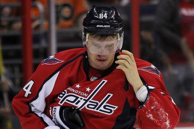 No Suspension for Flyers' Rinaldo for Hit on Caps' Grabovski