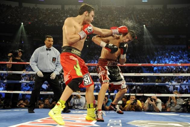 Chavez Jr. Returns and Scores Highly Controversial Decision over Vera