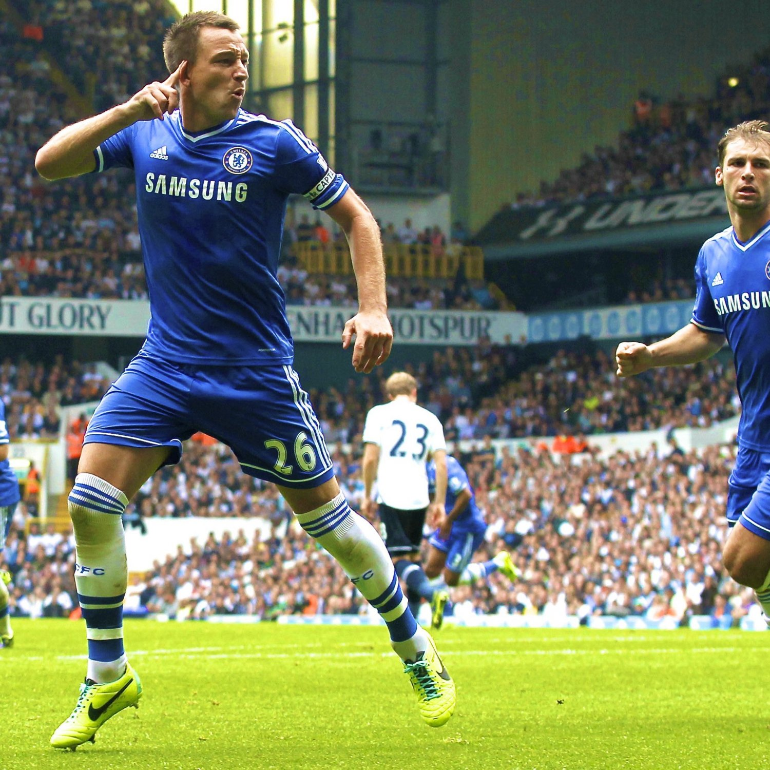 Chelsea Vs Tottenham Score Reaction From 2016 Premier: Tottenham Vs. Chelsea Score, Grades And Post-Match