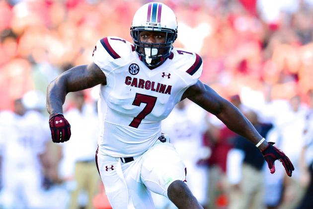 South Carolina vs. UCF: Live Score and Highlights