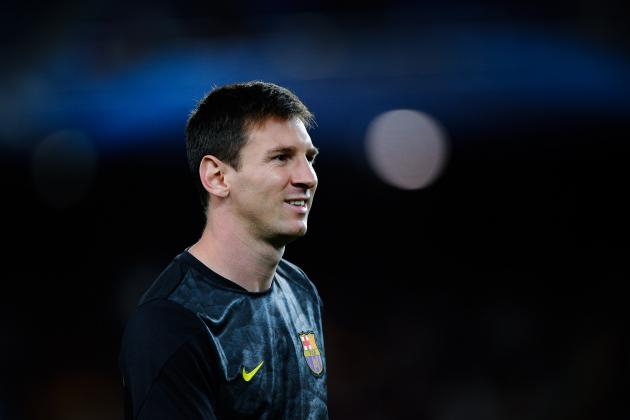 Lionel Messi Injury: Updates on Barcelona Star's Thigh, Likely Return Date