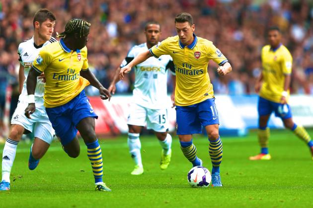 Swansea vs. Arsenal: Premier League Live Score, Highlights, Recap