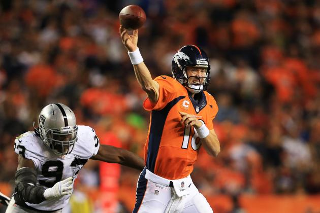 Week 4 NFL Predictions: Games Bound to Produce Plenty of Points
