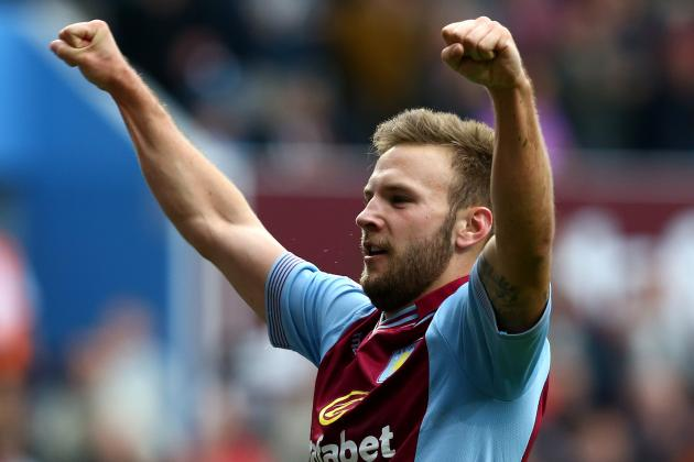 GIF: Andreas Weimann Scores Aston Villa's Winner Against Manchester City