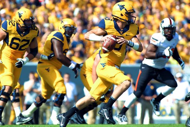 Oklahoma State vs. West Virginia: Live Score and Highlights