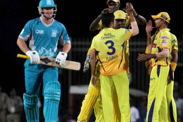 CLT20: Chennai Super Kings vs. Brisbane Heat Scorecard, Recap, Standings & More