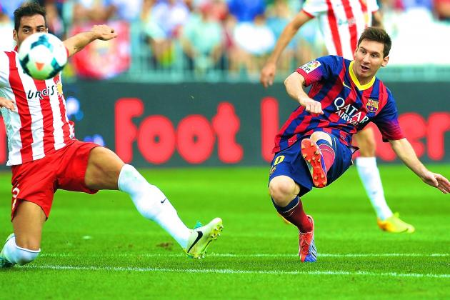 Almeria vs. Barcelona: Score, Grades and Post-Match Reaction