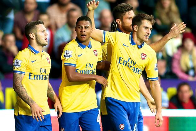 Swansea vs. Arsenal: Score, Grades and Post-Match Reaction