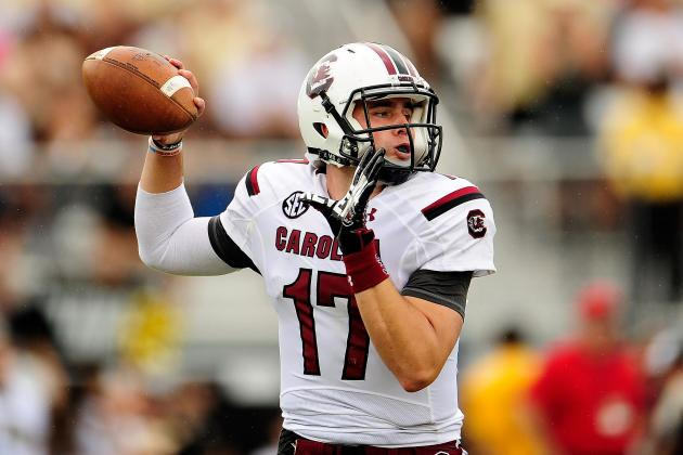 Examining Dylan Thompson's Performance vs. UCF After Connor Shaw Injury