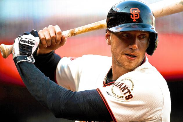 Is Hunter Pence Worth Huge $90 Million Contract from S.F. Giants?