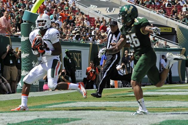 Miami vs. South Florida: Live Score and Highlights