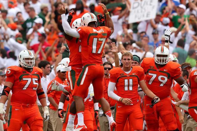Miami Football: Hurricanes Solidify Status as ACC Contender with Rout of USF
