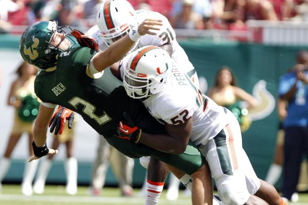 Miami Football: Defense Surprisingly Setting Tone Heading into ACC Play