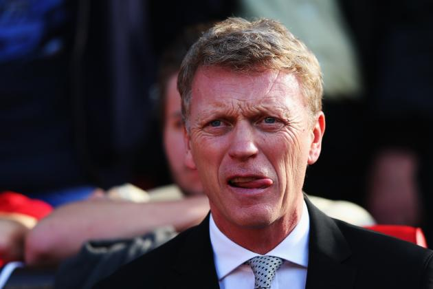 Man United Manager David Moyes Already Under Pressure After West Brom Loss
