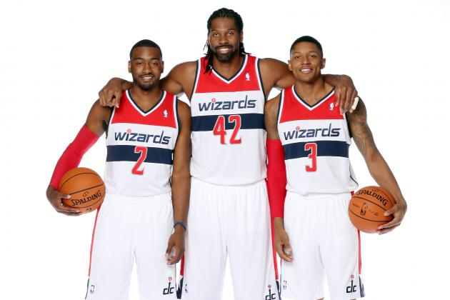 Washington Wizards Media Day 2013: Photos, Interviews and Takeaways