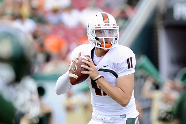 Ryan Williams Should Have Miami Feeling Safe About QB Position