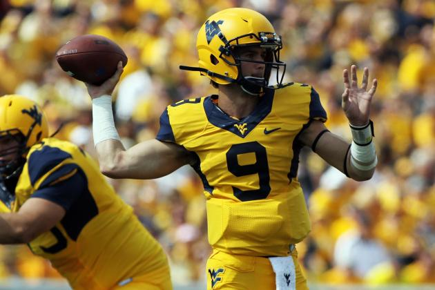West Virginia's Clint Trickett Shows Why He Should Have Started from Day 1