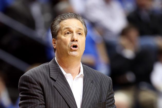 Calipari Q&A: 'Talent Alone Does Not Win; Team Has to Play for Each Other'