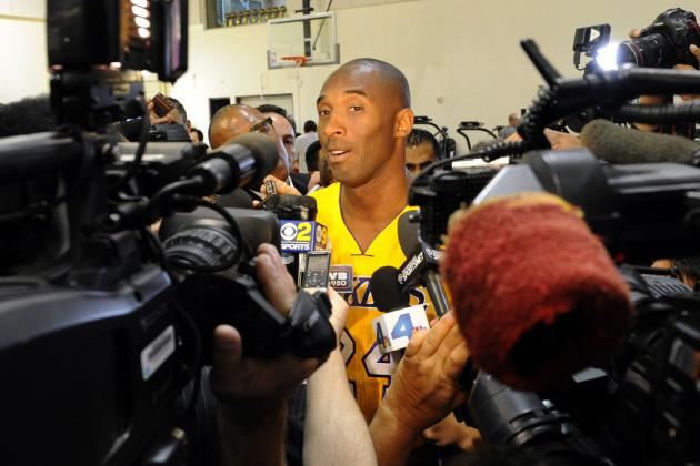 Kobe Bryant Thinks Lakers Can Still Win a Championship