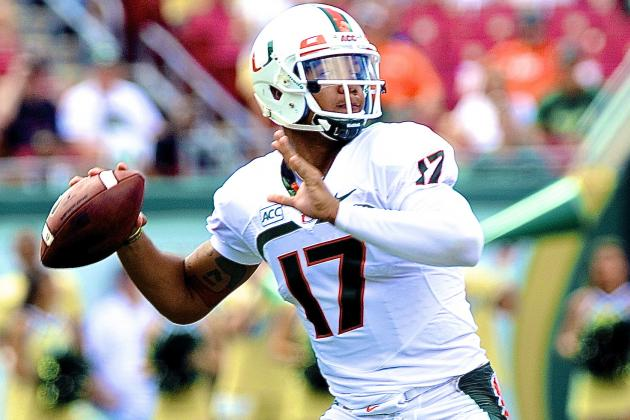 Miami QB Stephen Morris Calls out South Florida for Playing Dirty