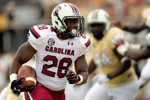 South Carolina's Win over Central Florida Was Better Than  It Looked